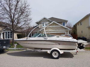 1997  chaparral 1830 S ski boat for sale