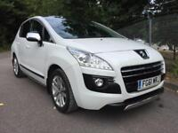 Peugeot 3008 2.0 Hdi 4x4 Hybrid4 5dr DIESEL AUTOMATIC 2012/61