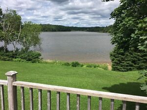 House for rent on Bouctouche river -  1200 / monthly