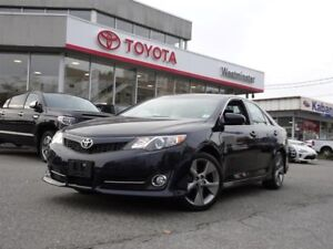 Toyota Camry V6 SE Premium Package 2014