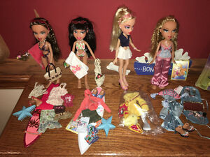 Bratz Fashion Dolls & Outfits