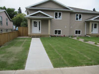 Fully Developed and Landscaped New Half Duplex