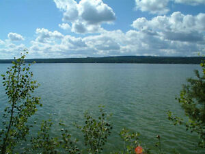 900+ Ft. Waterfront on Beautiful Lac La Hache with Boat Launch!