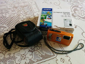 APPAREIL PHOTO OLYMPUS TOUCH TG-310 ( Waterproof )