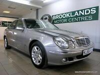 Mercedes E Class E350 ELEGANCE Auto [10X SERVICES, SAT NAV and LEATHER]