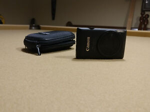 Canon Powershot ELPH 300HS 12.1MP 1080P FULL HD + 32GB SD + CASE