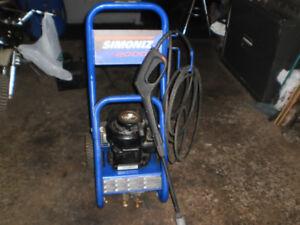 machine a pression a gaz SIMONIZ 2000