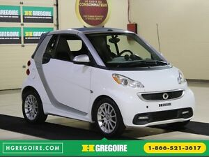 2013 Smart Fortwo NPassion A/C MAGS