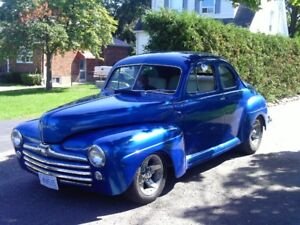 1947 FORD BUSINESSMAN'S COUPE