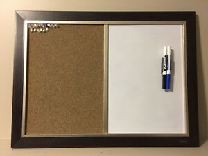 CORKBOARD/WHITEBOARD $10