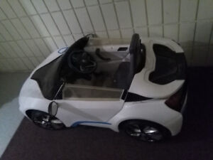 Kids ride on bmw