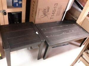 *** USED *** ASHLEY BIRSTROM COFFEE/END TABLES   S/N:51185578   #STORE527
