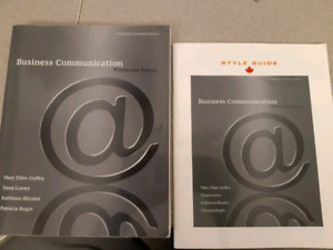 Business Communication: Process and Products (5th Canadian ed.)