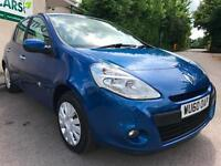 2010 Renault Clio 1.6 VVT Expression 5dr