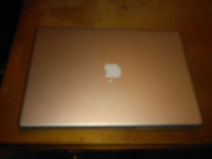 MacBook pro (early 2008) model A1260  for parts