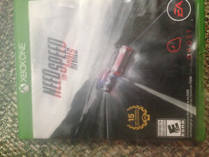 XBOX ONE - NEED FOR SPEED RIVALS