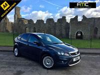 2008 Ford Focus Titanium 2.0tdci 140BHP Auto **Full Ford History**