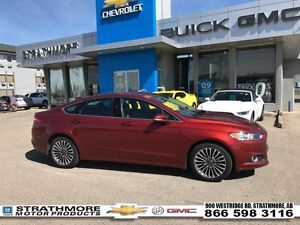 2014 Ford Fusion All Wheel drive-Navigation-Remote start-Leather