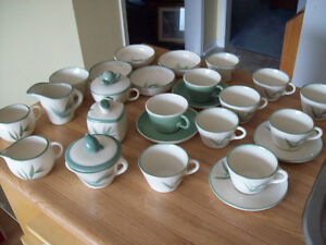 DISH SET, DECANTER SET, TEA SETS AND MORE  ***SEE PER SET PRICE