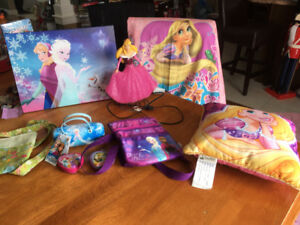 Everything for a princess room