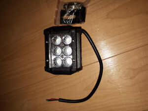 18W POD LED lights
