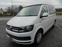 Volkswagen T28 Transporter pop top 4 berth camper van for sale