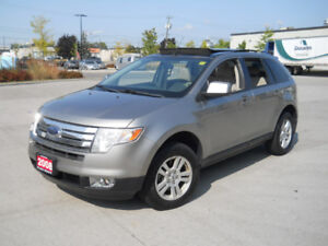 2008 Ford Edge ,AWD, Glass Roof, Automatic, 3/Ywarranty availabl