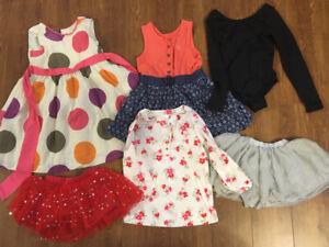 2T girls clothing lot