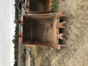 Excavator bucket cat 365cl