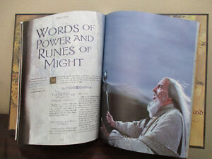 The Lord of the Rings RPG Core Book - Hardcover Kitchener / Waterloo Kitchener Area image 4