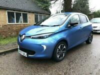 2017 Renault Zoe 68kW Dynamique Nav 41kWh 5dr Automatic (Battery Lease) HATCHBA
