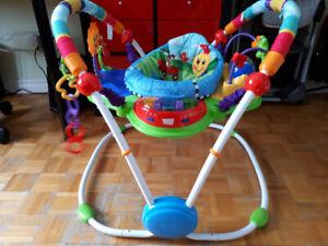 Centre d'activité sauteur Baby Einstein Activity Jumper