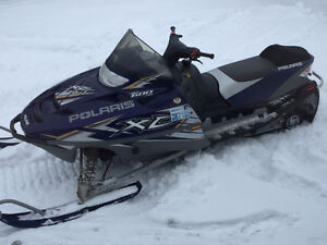 Top Shape *2005 Polaris 600 XC* - 2100 miles