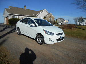 2013 Hyundai Accent GLS **Only 42354 klms, Extremely Clean**