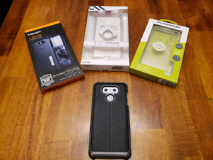 LG G6 ThinQ  Cases and Accesories