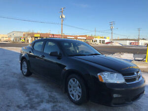 REDUCED 2012 Dodge Avenger SE Sedan