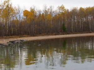 3 SAND BEACH lots on Beautiful Lake of the Woods