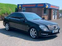 2011 MERCEDES C Class C220 CDI BLUEEFFICIENCY SPORT Auto SALOON Diesel Automatic