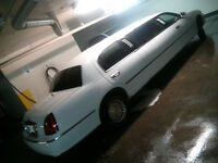 1998 Lincoln Town Car Limousine Other