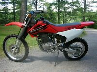 2004 CRF150F, Excellent Shape