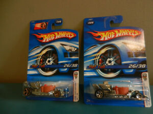 Hot Wheels Rare Faster Than Ever Gold Wheels Hot Tub Lot of 2