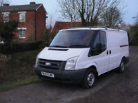 2007(57) FORD TRANSIT 2.2 TDCI SWB - LOW ROOF - IN GOOD CONDITION - NO VAT -
