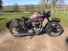 BSA C11 1953/9