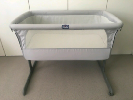 Chicco next to me light grey