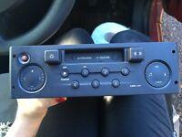 Renault Clio MK2 Radio