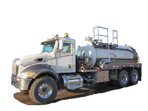 2014 PETERBILT 348 TANDEM Vacuum Truck Cash/ trade/ lease to own
