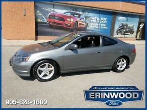 2002 Acura RSX Type-S6-Speed / ROOF / LTHR / ALLOYS