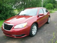 2013 Chrysler 200-Series LX only 41000 km