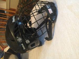 Reebok 5K Helmet and Cage