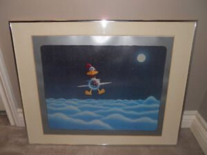 Outer Space Duck - Wall Picture